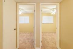 Zwei Räume Lizenzfreies Stockfoto