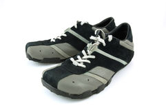 Zwei Schuhe Stockfoto