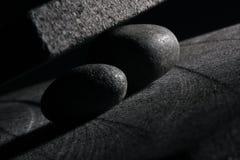 Zwei Steine Stockbild