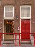 Zwei Türen Stockfoto