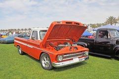Zwei Tone Restored Chevrolet Pickup stockfoto