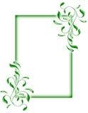 Zweige und Blätter Stockfotos