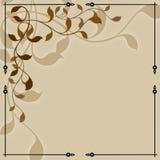 Zweige und Blätter Lizenzfreie Stockfotografie
