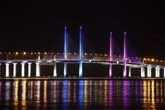 An zweiter Stelle Penang-Brücke Lizenzfreie Stockfotografie