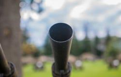 Zweiter Weltkrieg - Waffenöffnung Lizenzfreie Stockfotografie