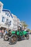 54. Zweites Phasenrennen Sammlungs-Barcelonas-Sitges. Lizenzfreies Stockfoto