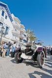 zweites Phasenrennen 54. Sammlungs-Barcelonas-Sitges. Stockfotos