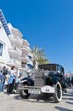 zweites Phasenrennen 54. Sammlungs-Barcelonas-Sitges. Stockfoto
