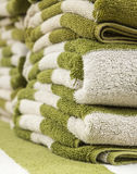 Zwem handdoeken Stock Foto