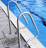 Zwem pool Royalty-vrije Stock Afbeelding