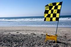Zwem of surf Royalty-vrije Stock Afbeeldingen