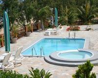 Zwembad #11 Stock Afbeelding