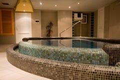 Zwembad royalty-vrije stock fotografie