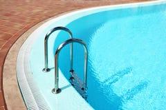 Zwembad Royalty-vrije Stock Foto's