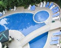 Zwembad Stock Foto