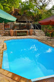 Zwembad, Namibië royalty-vrije stock afbeelding