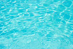 Zwembadachtergrond Stock Fotografie
