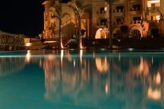 Zwembaden Stock Afbeeldingen
