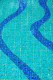 Zwembadsamenvatting Stock Foto's