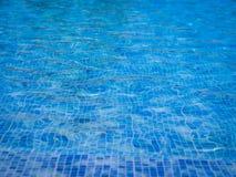 Zwembadwater Stock Afbeeldingen