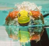Zwemmer Royalty-vrije Stock Afbeelding