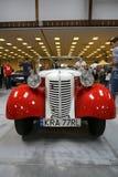 Zwerghuhn 60 das Auto im Jahre 1938 hergestellt, bekannt als das Auto Mickey Mouses Stockbild