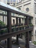 Związek bridżowa architektura Obrazy Stock