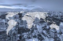 związku i sieci system zdjęcia stock