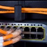 związków sieci router Zdjęcia Stock