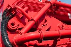 związki hydrauliczni Zdjęcie Stock