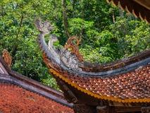 Zwiania Kinh świątynia w Thanh Hoa, Wietnam Obraz Royalty Free
