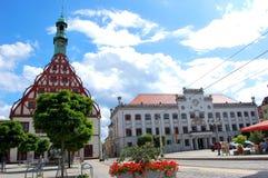 Zwickau, Germania Immagine Stock Libera da Diritti