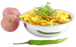 Zwiebel-Curry Lizenzfreie Stockfotografie
