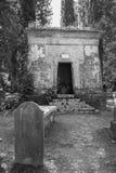 Zwiedzać w Corfu mieście: ciekawego miejsca - antyczny i stary b Obraz Stock