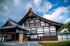 Zwiedzający wokoło Arashiyama terenu w Kyoto, Japonia obrazy royalty free