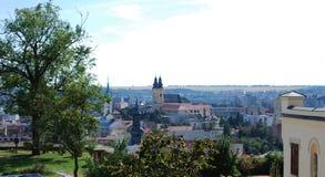Zwiedzający od Nitra, Bratislava Zdjęcie Stock