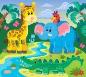 Zwierzę tematu wizerunek 1 Fotografia Stock