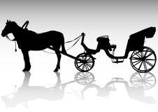 zwierzę zasilający transport ilustracja wektor