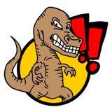 zwierzęca duży ikona Obraz Royalty Free