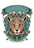 Zwierzęca grafiki odzież ilustracja wektor
