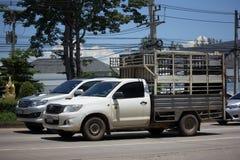 Zwierzęca klatka zbiornika ciężarówka Betagro Zdjęcie Stock