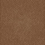 zwierzęcy żyrafy skóry tekstur wektor royalty ilustracja