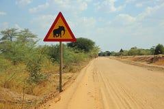 Zwierzęcy skrzyżowanie Zdjęcie Stock