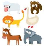 zwierzęta śliczni Obrazy Stock