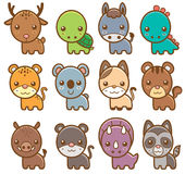 zwierzęta Zdjęcie Stock