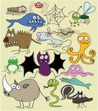 zwierzęta brzydcy Zdjęcia Stock