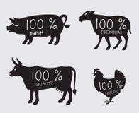 Zwierzęta gospodarskie Fotografia Stock