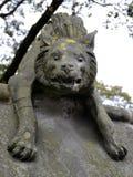 Zwierzę ściana od Cardiff Zdjęcie Stock