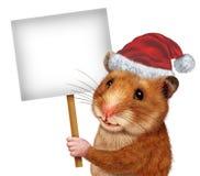 Zwierzę domowe wakacyjny Znak Fotografia Royalty Free