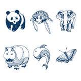 zwierzę kreskówka Obrazy Stock